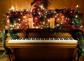 Xmas piano